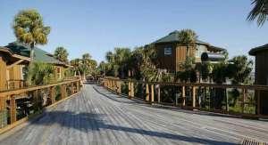 Boardwalk does not include Ferris wheel.