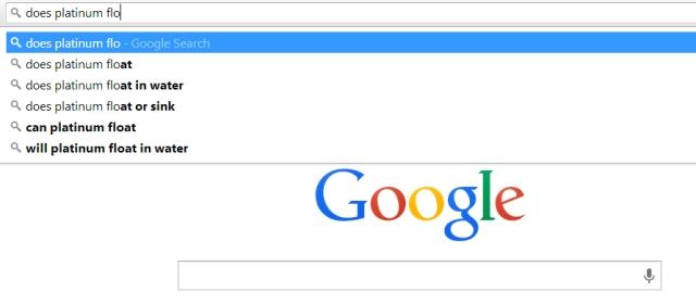 Today' Random Internet Search